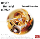 Haydn/Hummel/Richter: Virtuoso Trumpet Concertos/Håkan Hardenberger, John Wilbraham, Maurice André