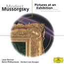 Mussorgsky: Pictures at an Exhibition (Orch. & Piano Versions)/Lazar Berman, Berliner Philharmoniker, Herbert von Karajan
