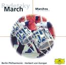 「カラヤン/行進曲&ポルカ曲集」/Bläser der Berliner Philharmoniker, Berliner Philharmoniker, Herbert von Karajan