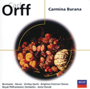 Orff: Carmina Burana/Norma Burrowes, Louis Devos, John Shirley-Quirk, Southend Boys Choir, Brighton Festival Chorus, Royal Philharmonic Orchestra, Antal Doráti