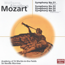 Mozart: Symphonies Nos.31,32,34 & 35/Academy of St. Martin in the Fields, Sir Neville Marriner