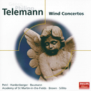 Telemann: Wind Concertos/Various Artists, Academy of St. Martin in the Fields, Iona Brown