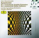 メンデルスゾーン:交響曲第3番<スコットランド>・第4番<イタリア>/London Symphony Orchestra, Claudio Abbado