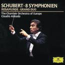 シューベルト:交響曲第8番<未完成>、他/Chamber Orchestra Of Europe, Claudio Abbado