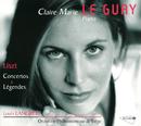 Liszt : 2 Concertos Pour Piano & 2 Légendes/Claire-Marie Le Guay, Orchestre Philharmonique de Liège, Louis Langrée
