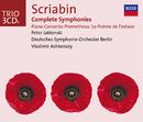 スクリャービン:SYMゼンシュウ/ア/Peter Jablonski, Deutsches Symphonie-Orchester Berlin, Vladimir Ashkenazy