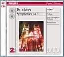 ブルックナー:SYM1・9 テ・デウ/Chor des Bayerischen Rundfunks, Royal Concertgebouw Orchestra, Bernard Haitink
