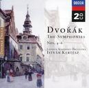 Dvorák: Symphonies Nos.4-6 (2 CDs)/London Symphony Orchestra, István Kertész