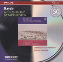 "Haydn: 6 ""London"" Symphonies (2 CDs)/Royal Concertgebouw Orchestra, Sir Colin Davis"