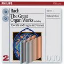Bach, J.S.: Great Organ Works (2 CDs)/Wolfgang Rübsam
