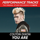 You Are EP (Performance Tracks)/Colton Dixon