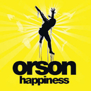Happiness (International 2 track)/Orson
