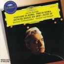 レスピーギ:ローマの松、ローマの噴水、他/Berliner Philharmoniker, Herbert von Karajan, Wolfgang Meyer