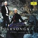 Anne-Sofie von Otter - Folksongs/Anne Sofie von Otter, Bengt Forsberg