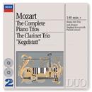 モーツァルト:ピアノ三重奏曲集/Beaux Arts Trio
