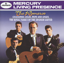 The Romeros - Celedonio, Celin, Pepe and Angel -The Royal Family of the Spanish Guitar/Los Romeros
