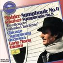 マーラー:交響曲第9番・シューベルト:交響曲第8番<未完成>/Chicago Symphony Orchestra, Carlo Maria Giulini