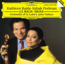 J.S. Bach: Arias for Soprano and Violin/Orchestra Of St Luke's, John Nelson