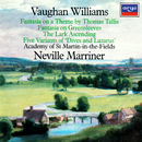 Vaughan Williams: Tallis Fantasia; Fantasia on Greensleeves; The Lark Ascending etc./Academy of St. Martin in the Fields, Sir Neville Marriner