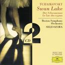 チャイコフスキー:バレエ<白鳥の湖>全曲/Boston Symphony Orchestra, Seiji Ozawa