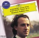 シューベルト:ピアノ・ソナタ第16番/シューマン:ピアノ・ソナタ第1番/Maurizio Pollini