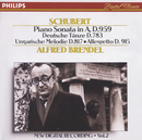 Schubert: Piano Sonata in A, D.959/No.20; Hungarian Melody; 16 German Dances etc. (CD 2 of 7)/Alfred Brendel