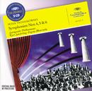 チャイコフスキ-:後期3大交響曲集/Leningrad Philharmonic Orchestra, Kurt Sanderling, Yevgeny Mravinsky