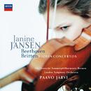 Beethoven & Britten Violin Concertos/Janine Jansen, London Symphony Orchestra, Die Deutsche Kammerphilharmonie Bremen, Paavo Järvi
