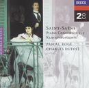 Saint-Saëns: Piano Concertos Nos. 1-5 (2 CDs)/Pascal Rogé, Charles Dutoit