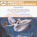 Stravinsky: The Firebird; Fireworks; The Song of the Nightingale; Tango; Scherzo à la russe/London Symphony Orchestra, Antal Doráti