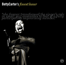 BETTY CARTER/FINEST/Betty Carter