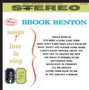 Songs I Love To Sing/Brook Benton
