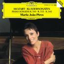 モーツァルト:ピアノ・ソナタ第8、13、15番/Maria João Pires