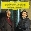 ラヴェル:ピアノ協奏曲、高雅にして感傷的なワルツ/Krystian Zimerman, The Cleveland Orchestra, London Symphony Orchestra, Pierre Boulez