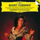 Bizet: Carmen - Highlights/Agnes Baltsa, José Carreras, Katia Ricciarelli, José van Dam, Opera Chorus Of Paris, Berliner Philharmoniker, Herbert von Karajan