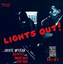ライツ・アウト!/Jackie McLean Quintet