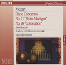 Mozart: Piano Concertos No.21 & 26/Alfred Brendel, Academy of St. Martin in the Fields, Sir Neville Marriner