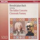 Brendel Plays Bach including The Italian Concerto & Chromatic Fantasy/Alfred Brendel