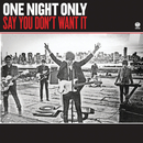 Say You Don't Want It/One Night Only