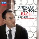Andreas Scholl - Bach Cantatas/Andreas Scholl, Kammerorchester Basel, Julia Schröder