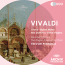 Vivaldi: Gloria; Stabat Mater; Nisi Dominus; Salve/The English Concert, Trevor Pinnock