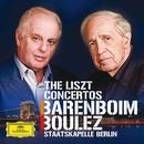 リスト:ピアノ協奏曲第1番&第2番/Daniel Barenboim, Staatskapelle Berlin, Pierre Boulez