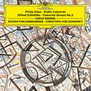 グラス:ヴァイオリン協奏曲、シュニトケ:合奏協奏曲第5番/Gidon Kremer, Wiener Philharmoniker, Christoph von Dohnányi, Rainer Keuschnig