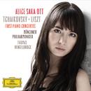 チャイコフスキー&リスト:ピアノ協奏曲第1番/Alice Sara Ott, Münchner Philharmoniker, Thomas Hengelbrock