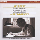 Schubert: Piano Sonatas in A minor, D.784 & D, D.850/Alfred Brendel