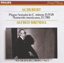Schubert: Piano Sonata In C minor, D958; 6 Moments Musicaux, D.780 (CD 3 of 7)/Alfred Brendel