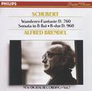 "Schubert: Piano Sonata in  flat, D.960/ ""Wanderer"" Fantasie, D.760/Alfred Brendel"