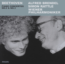 Beethoven: Piano Concertos Nos.2 & 3 (CD 2 of 3)/Alfred Brendel, Wiener Philharmoniker, Simon Rattle