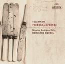 テレマン:フルート四重奏曲集/Musica Antiqua Köln, Reinhard Goebel