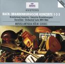 バッハ:ブランデンブルグ協奏曲第1~3番/管弦楽組曲/Musica Antiqua Köln, Reinhard Goebel
